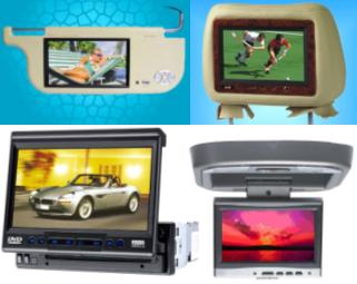 7 Zoll / 8 Zoll LCD-Monitor Sonnenblende (7 Zoll / 8 Zoll LCD-Monitor Sonnenblende)