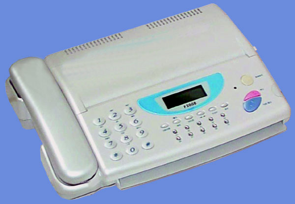 Fax Machine (Fax M hine)