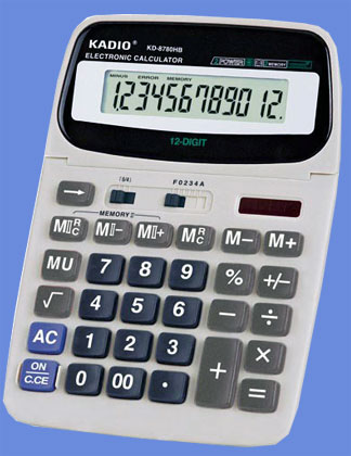 Desktop Calculator (Desktop-Rechner)