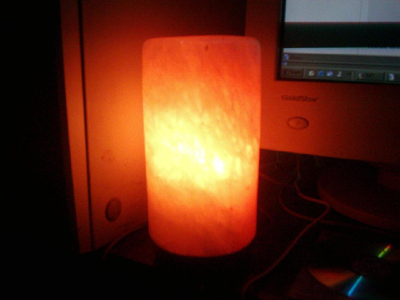 Rode Salt Lamp (Род соль лампа)