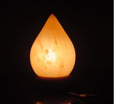Tear Drop Salt Lamp (Tear Drop соль лампа)