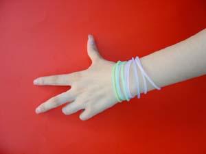 Mosquito Repellent Bracelets (Репеллент Mosquito Браслеты)
