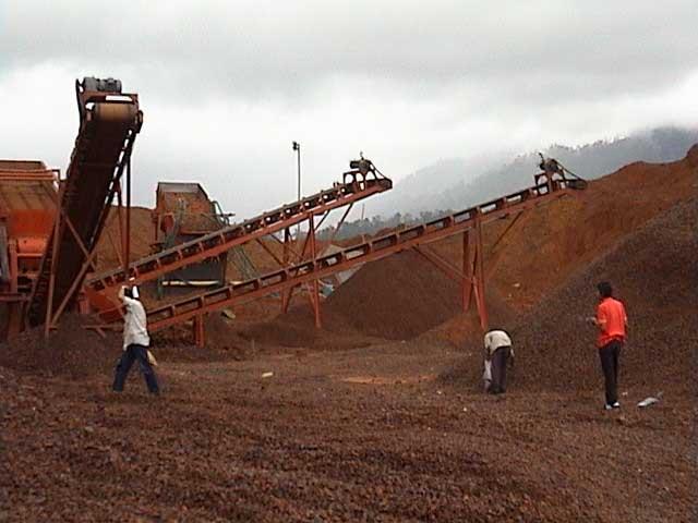 Iron Ore Fine / Lump (Железная руда Fine / кусковой)