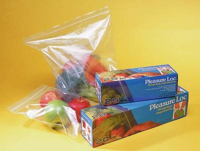 Self-Seal Food Bags (Self-Seal мешки с едой)