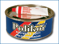 Polisoft Polyester Putty