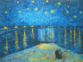 Inkjet Giclee Paintings (Струйные Жикле картин)