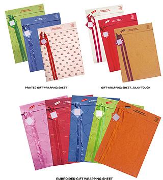 Gift Wrap Handmade Paper (Подарочная упаковка ручной бумаги)