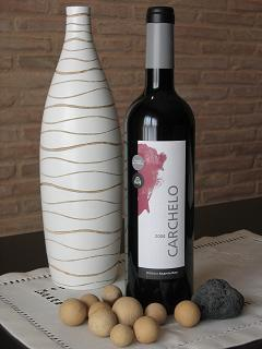 Red Wine D. O. Jumilla ( Spain ) Carchelo 2004