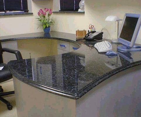 Granite Vanity Tops (Гранит раковин)