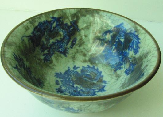 Antique Bowl In Ming Dynasty (Античный чашу в династии Мин)