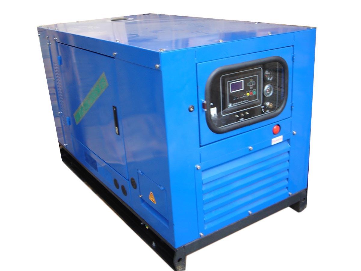 EPA Approval Diesel Generator (EPA-Zulassung Diesel-Generator)