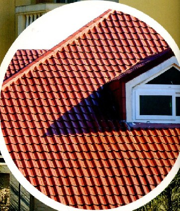 Angle Roof Tiles (Угол крыши плитка)