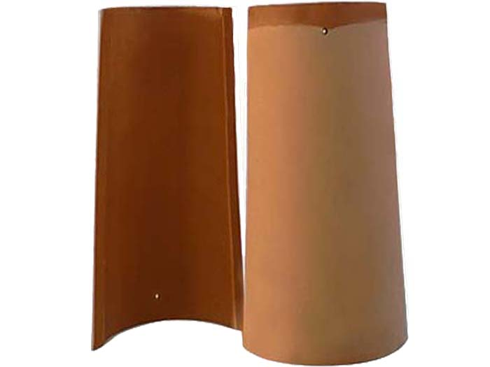 Two Pieces Mission Roof Tile (Две пьесы Миссия крыши плитки)
