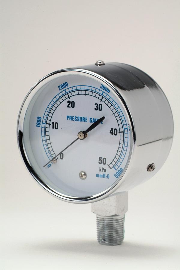 Capsule Pressure Gauge (Капсулы Манометр)