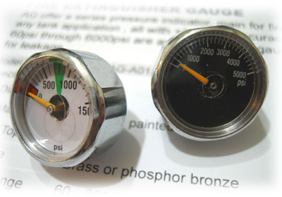 Fire Extinguisher Service Manometer, Pressure Gauge (Огнетушитель службы манометры, манометры)