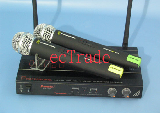 UHF High Band Professional Wireless Microphone System (UHF High Band Professional Wireless-Mikrofonsystem)