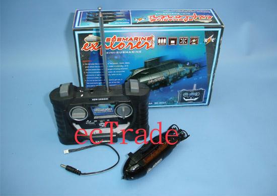 Remote Radio Control Mini Submarine Explorer (Удаленный контроль радио мини подводных Explorer)