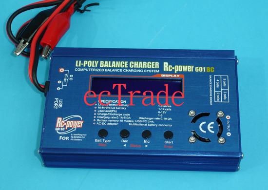 Rc-Power 601bc Balance Charger (Rc-Power 601bc Баланс зарядного)