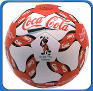 "Coca Cola Promotional Ball (Кока-Кола ""Рекламная Ball)"