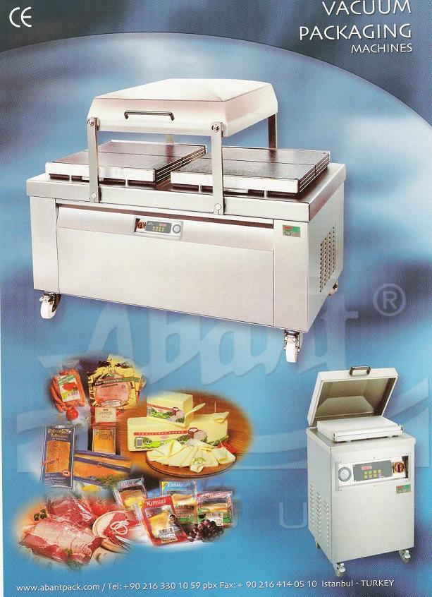 Vacuum Packaging Machine (Вакуумные упаковочные машины)