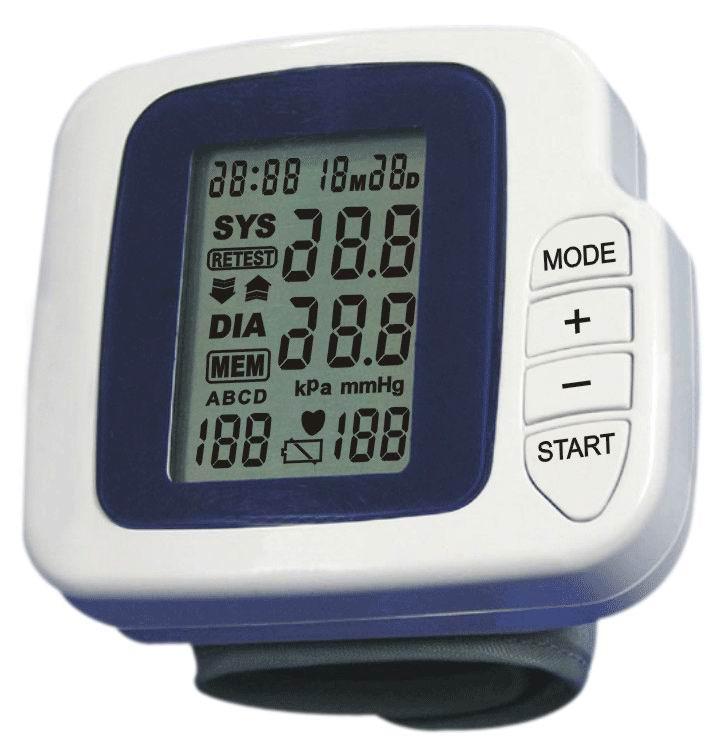 Blood Pressure Monitor (Монитора артериального давления)