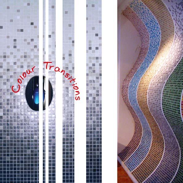Mosaic Colour Glass (Цветное стекло мозаика)