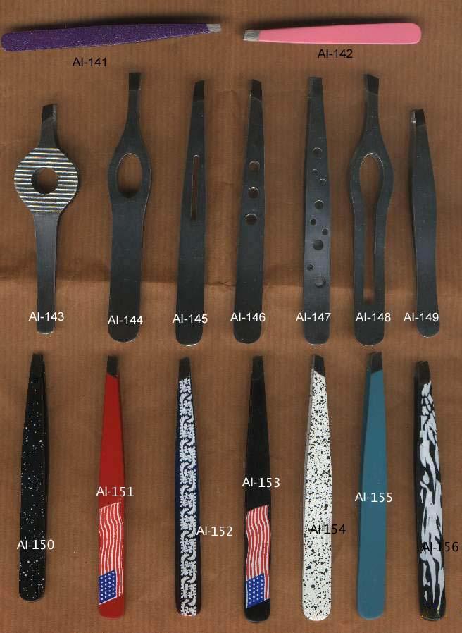 Manicure / Pedicure Instruments And Tweezers (Маникюр / педикюр Инструменты и пинцет)