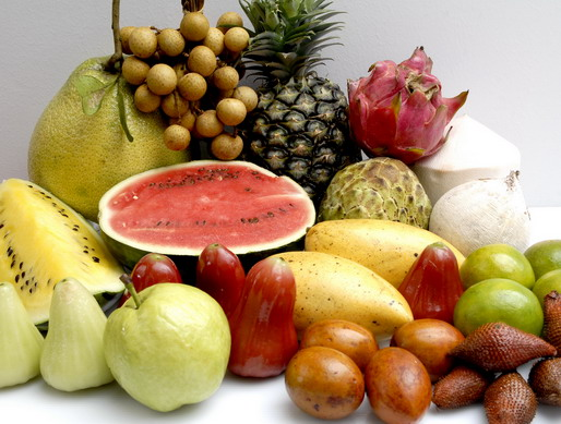 export fresh fruit from thailand to