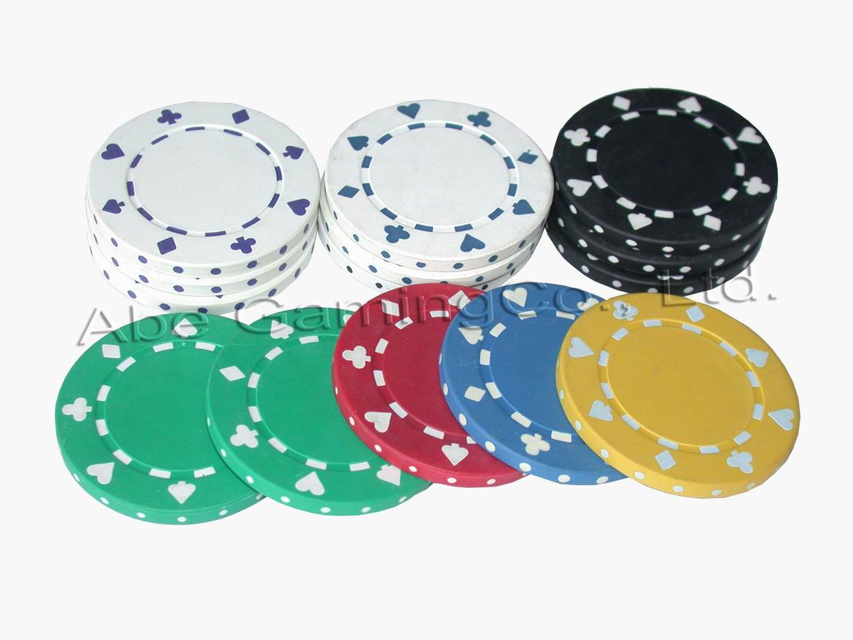 No Metal Insert Clay Poker Chips (Нет металлической вставкой Clay Poker Chips)