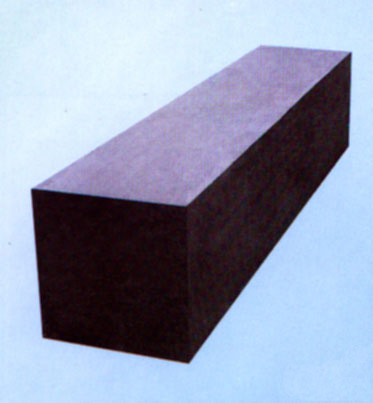 Graphite Square And Rounds Block (Brick ) ( Graphite Square And Rounds Block (Brick ))