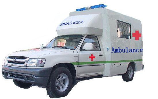 Ambulance (Ambulanz)