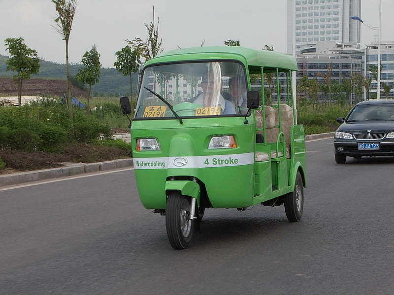 3-wheel Tricycles (3 ROW)