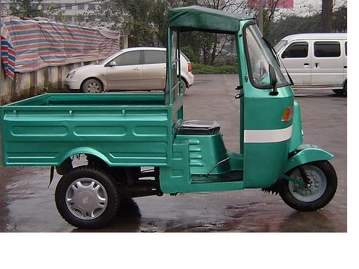 3-wheel Pick-up Tricycle (3-Rad-Pick-up-Dreirad)