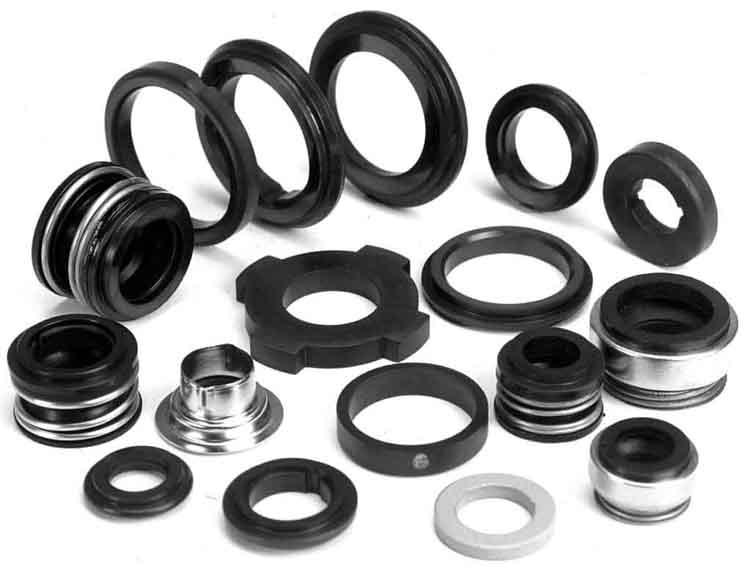 Carbon & Graphite Sealing Rings For Water Pumps (Carbon & Graphite уплотнительных колец для водяных насосов)