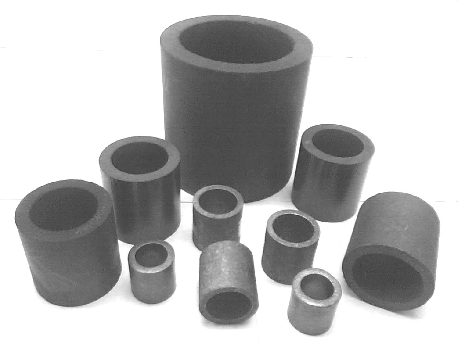 Carbon & Graphite Raschig Rings, Tower Packings