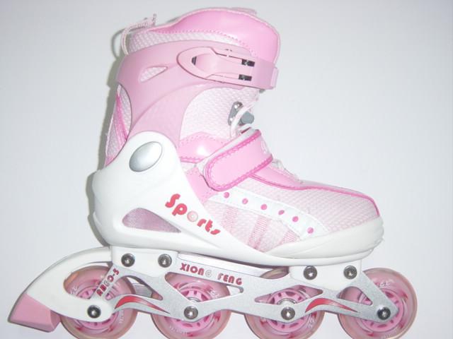 Adjustable Inline Skate (Регулируемые Роликовые коньки)