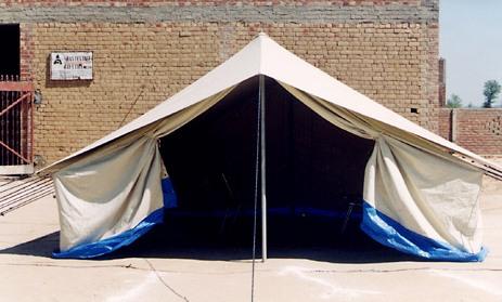 Relief Tents (Палатки помощи)