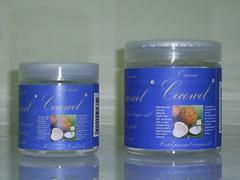True Cold Pressed Extra Virgin Coconut Oil (Правда холодного отжима Extra Virgin кокосовое масло)