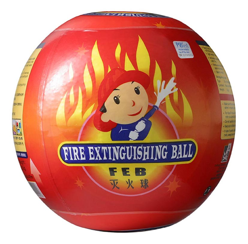 Fire Extinguishing Ball (Тушение Fire Ball)