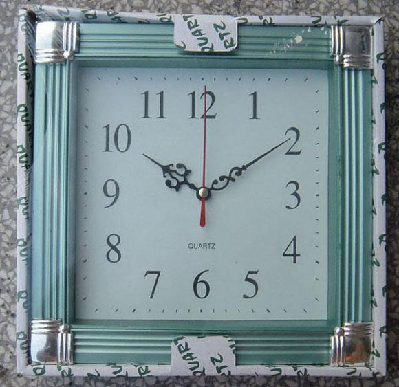 Wall Clock (Настенные часы)