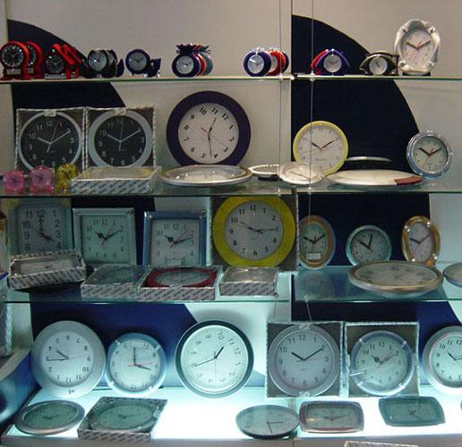 Clocks (Часы)