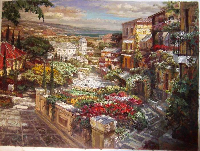 Oil Painting (Oil Painting)