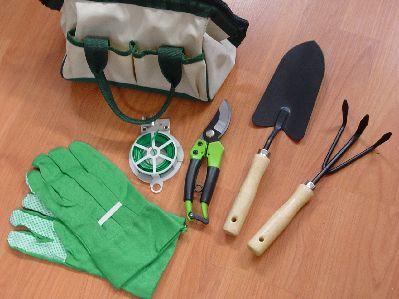 6pcs / Set Garden Tools (6pcs / Установить Садовые инструменты)