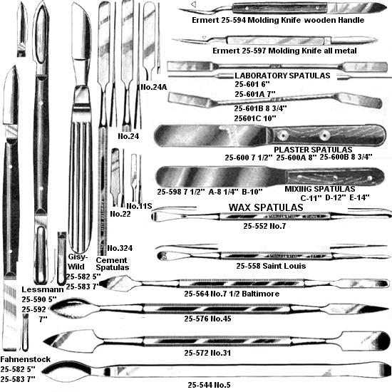 Dental Laboratory Instruments (Dental Laboratory Instruments)