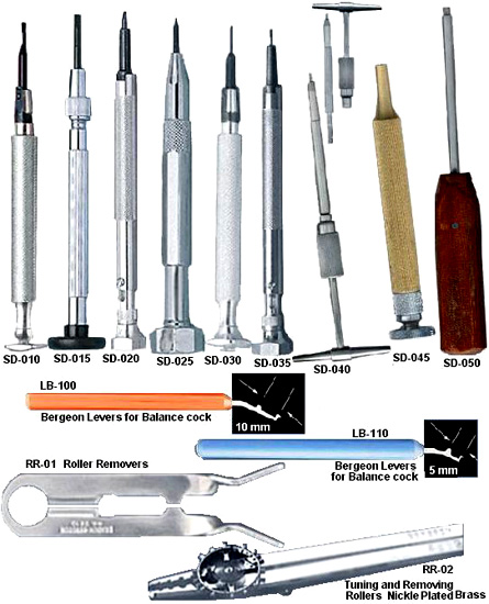 Screw Drivers And Tools (Screw Driver et outils)