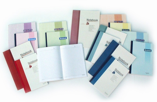 Notebooks And Exercise Books (Ноутбуки и тетради)