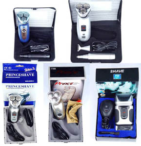 Electric Shavers (Электробритвы)