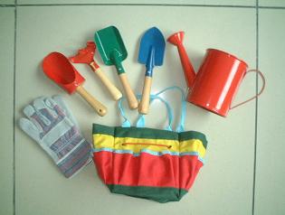 Children Garden Tool Bag (Дети Garden Tool Bag)