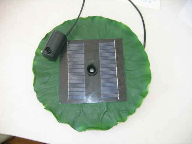 Lily Floating Solar Fountains