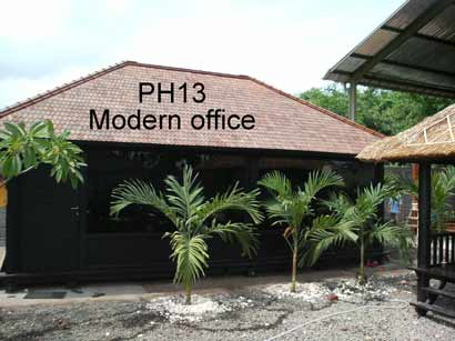 Bali Prefab House ( Bali Prefab House)